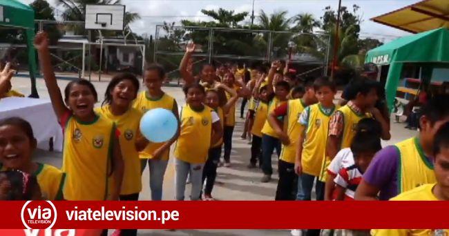 Más de 100 niños del AA.HH. 10 de Agosto integran el club de la PNP