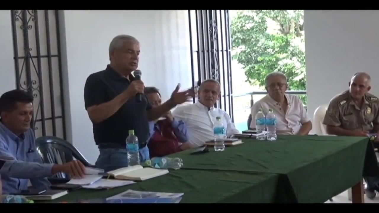 Congresista César Villanueva buscará diálogo entre arroceros y el ejecutivo