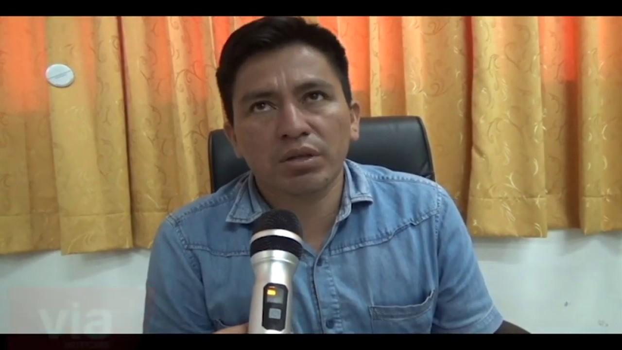 Tras continuas críticas  anuncian reparación de vías en La Banda de Shilcayo