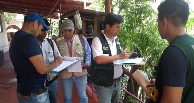 Notifican a empresarios madereros para respetar faja marginal del río Shilcayo