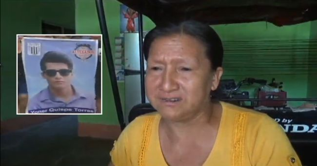 "Madre de barrista asesinado en desacuerdo con liberación de alias ""machete"""