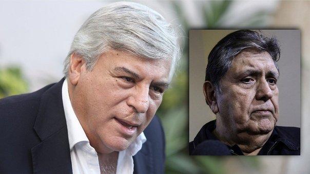 Fernando Olivera rompe su silencio y se pronuncia sobre muerte de Alan García