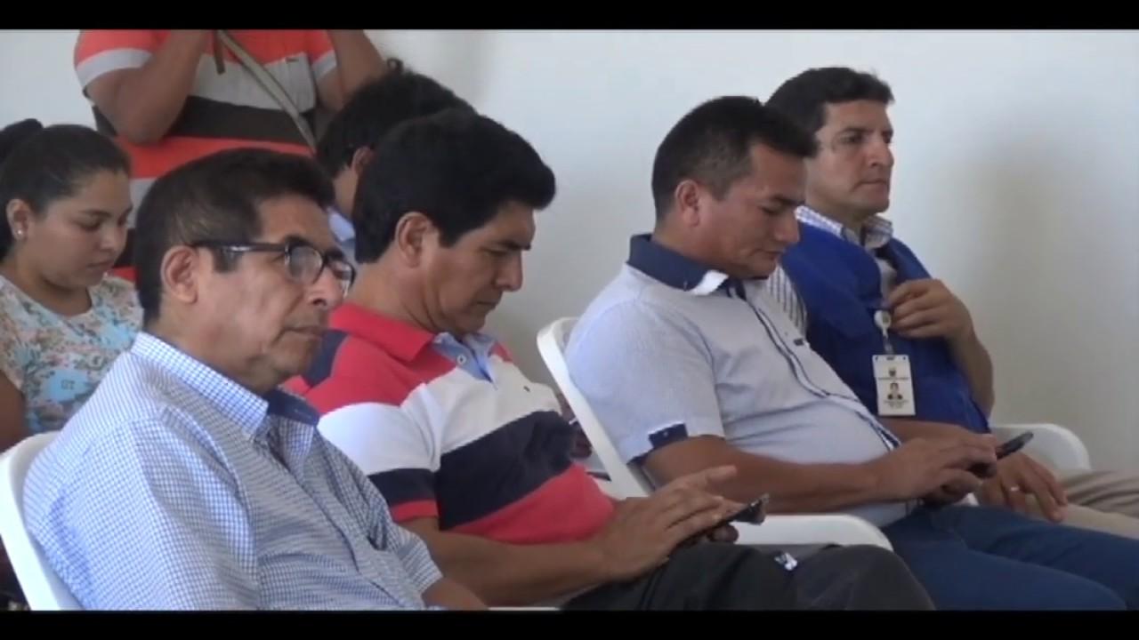 Productores de arroz se reúnen con las autoridades para anunciar paro agrario