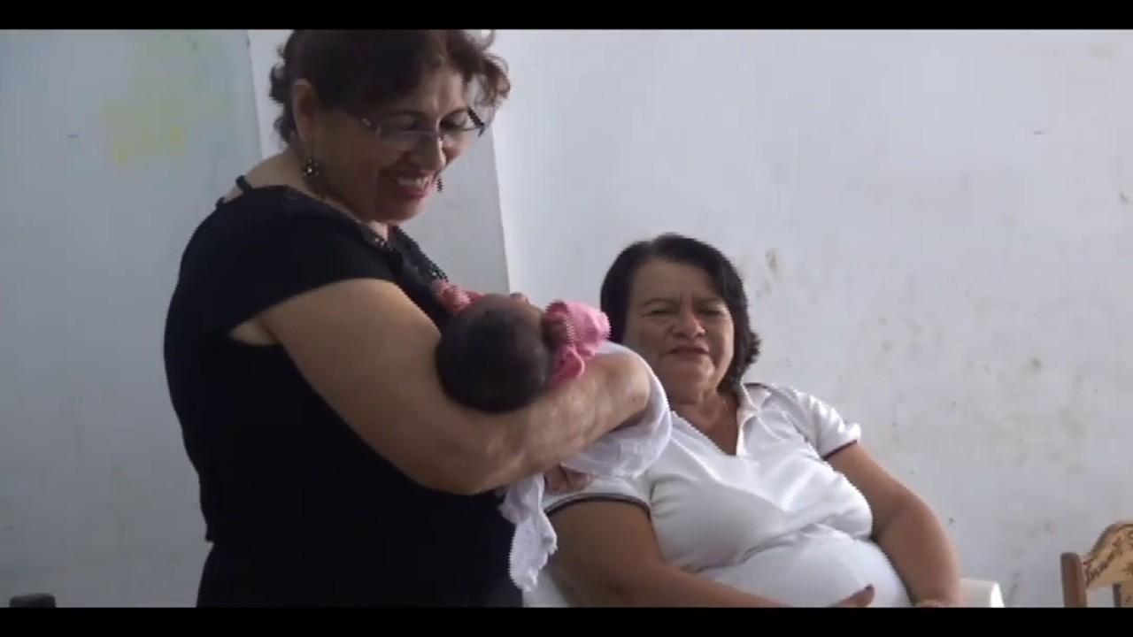 Recién nacida necesita apoyo ya que su madre fue evacuada a Lima