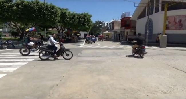 Transportistas exigen colocación de semáforos en La Banda de Shilcayo