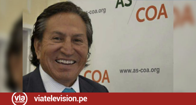 Alejandro Toledo responde sobre declaraciones de Barata y Maiman