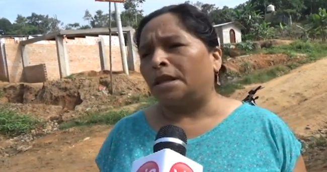 Denuncia a Israel Chuquival por entregar terrenos y cobros a posesionarios