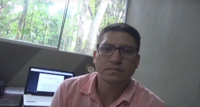 Abogado Vincent Saavedra lamenta suicidio de Alan García Pérez