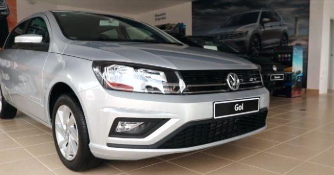 Carpio ofrece los modernos vehículos de la marca alemana Volkswagen