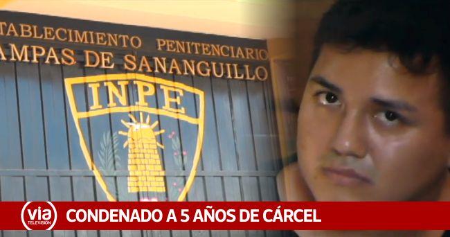 Tarapoto: delincuente es condenado a 5 años por receptación agravada