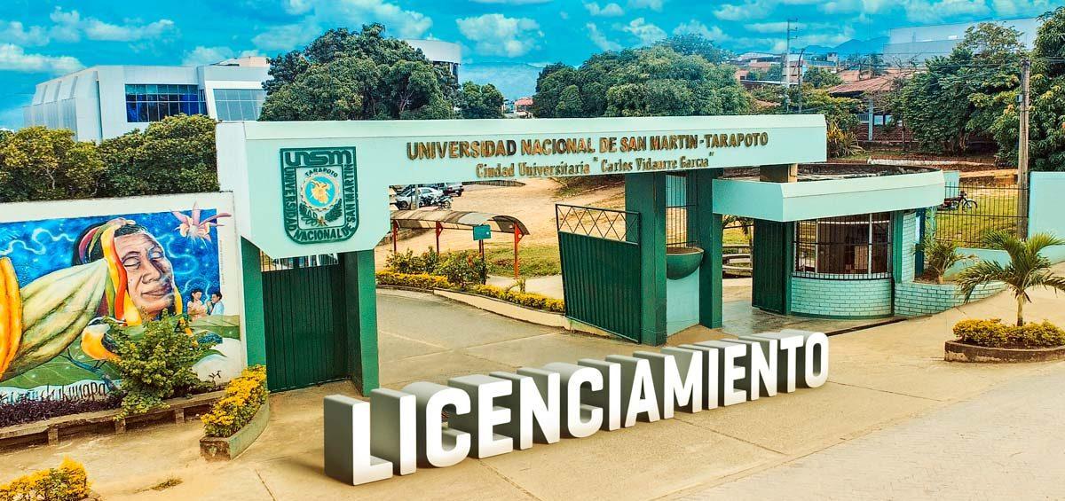 ¡Felicidades! SUNEDU otorga Licencia Institucional a la Universidad Nacional de San Martín