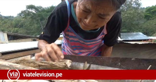 Anciana solicita apoyo solidario para su tratamiento
