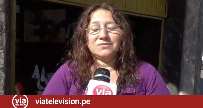 Accidente de tránsito deja una mujer herida en Tarapoto