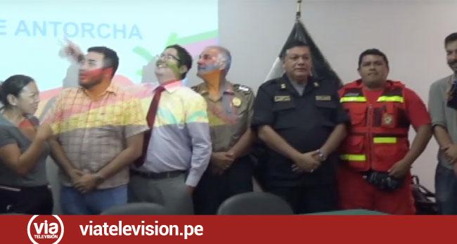 Antorcha de los Juegos Panamericanos llegará a Tarapoto
