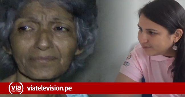 VIA Noticias coordina apoyo para mujer con enfermedad mental