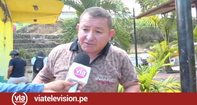 Morales: clausuran puestos de venta en boulevard y multan con una UIT
