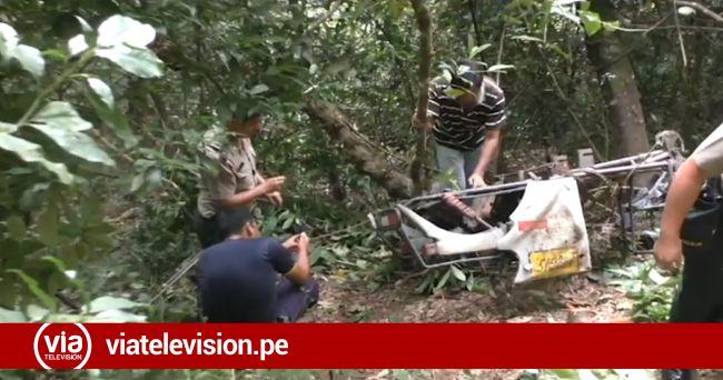 Delincuencia pulula en zona desolada de Las Lomas de San Pedro