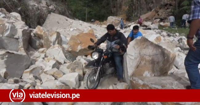 Sismo registrado en Loreto afecta carretera cerca de Tabalosos