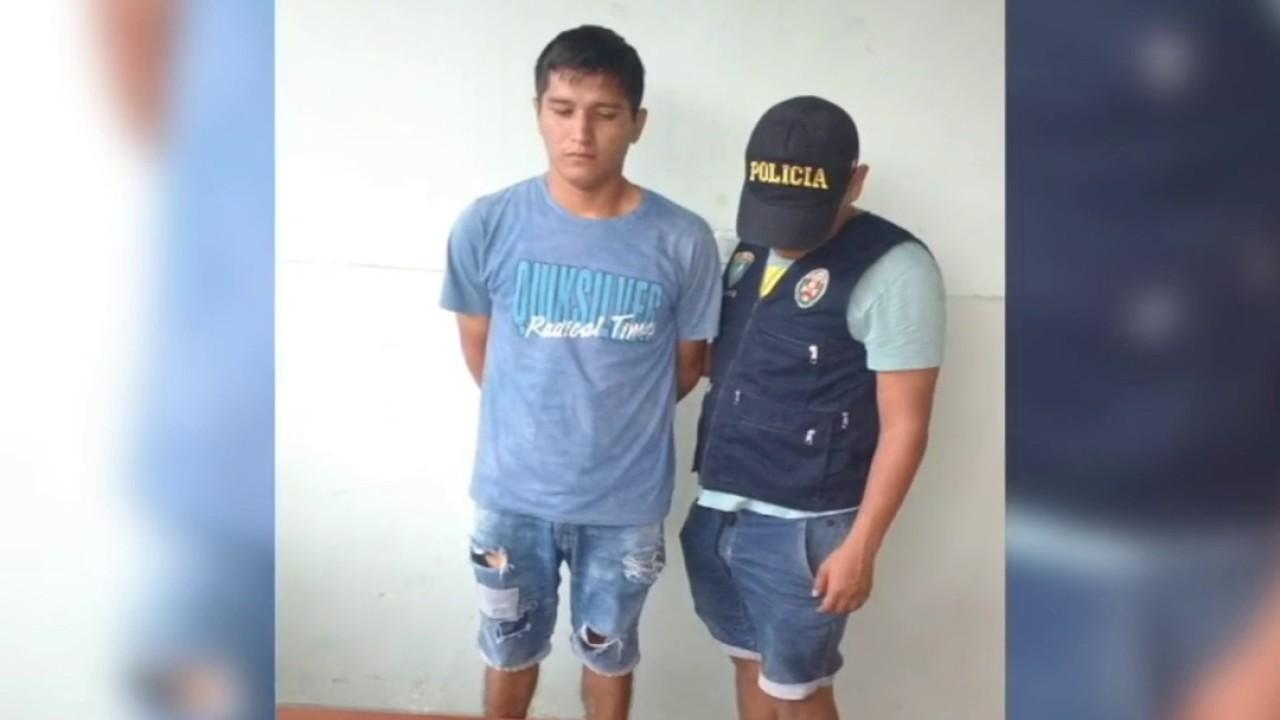 Tarapoto: detienen a barrista de AL requisitoriado por robo agravado