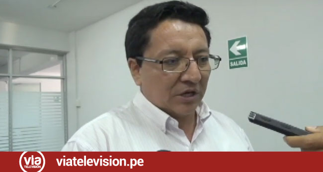 Director Regional de Educación confirma que viene recibiendo amenazas