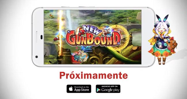 Gunbound regresa con mejores gráficos y anuncia su lanzamiento en Play Store y App Store