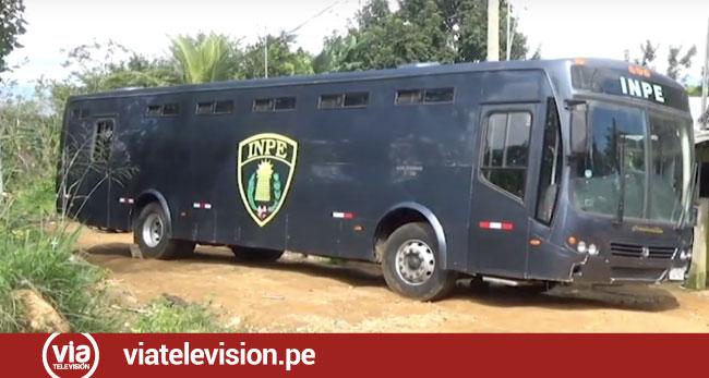 Denuncian motín en el interior  del penal Pampas de Sananguillo