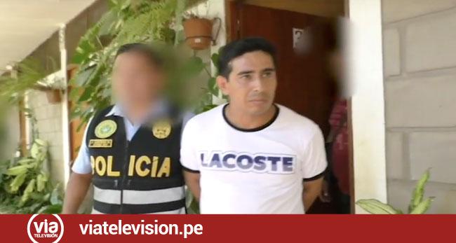 Intervenido es investigado por el presunto delito contra la libertad