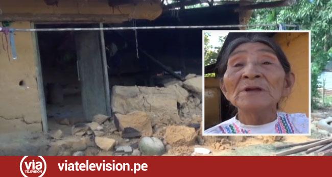 Comunidad indígena también fue afectada por el terremoto de magnitud 8