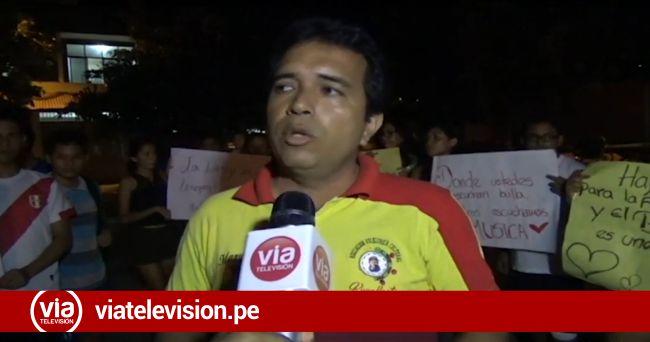 Disputa entre integrantes de grupo cultural y vecinos de San Juan por losa deportiva