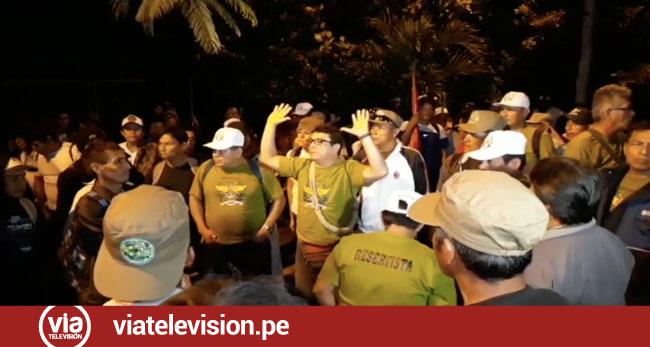 Carretera FBT altura de Maronilla permaneció bloqueada 4 horas