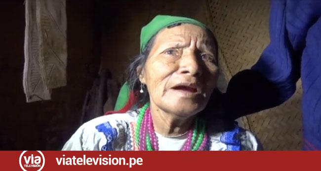 Lamas: pareja de ancianos nativos comienzan a recibir apoyo solidario