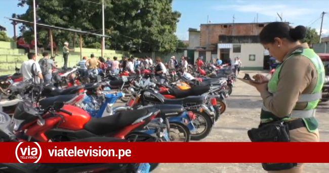 Un promedio de 200 motociclistas sin casco son multados a diario