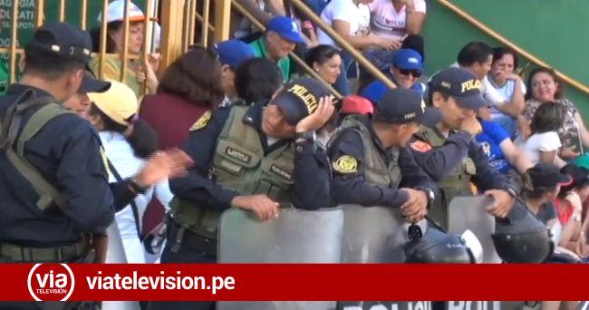 Trabajadores administrativos de la UNSM acatan paro de 24 horas