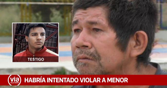 Detienen a hombre de 50 años por intento de violación a niña discapacitada
