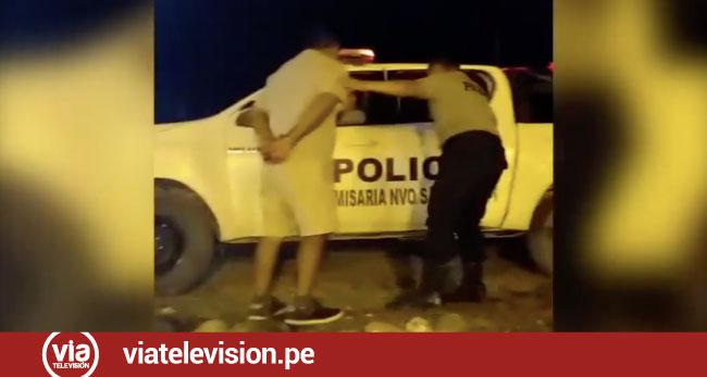 Tocache: intervienen a sujeto requisitoriado por presunto delito de narcotráfico