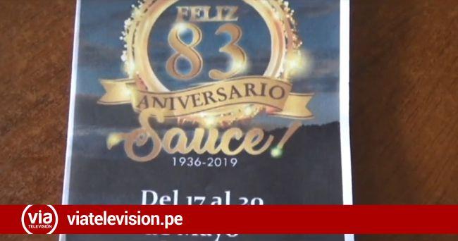 Sauce se prepara para celebrar sus 83 años de creación política