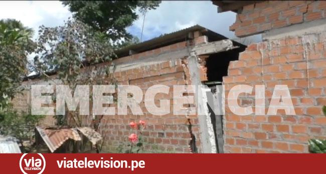 Gobierno declara en emergencia varios distritos de San Martín entre ellos Sauce