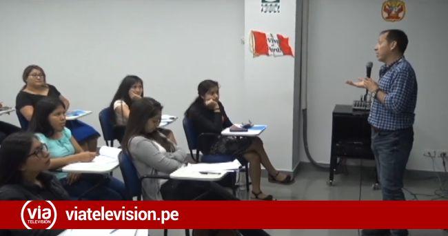 Personal de la Sunat capacita a universitarios en temas tributarios