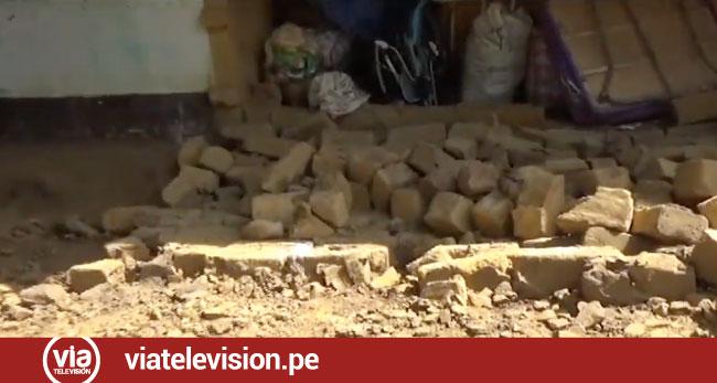 Tras evaluación de daños declaran inhabitables 40 viviendas en el distrito bandino