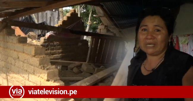 Perú: población del distrito de Sauce, la más afectada en San Martín