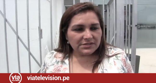 Vicegobernadora Regional anuncia que dejaron sin efecto clasificador de cargo