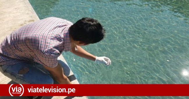 Morales: fiscalía y sector salud inspeccionan condiciones piscinas