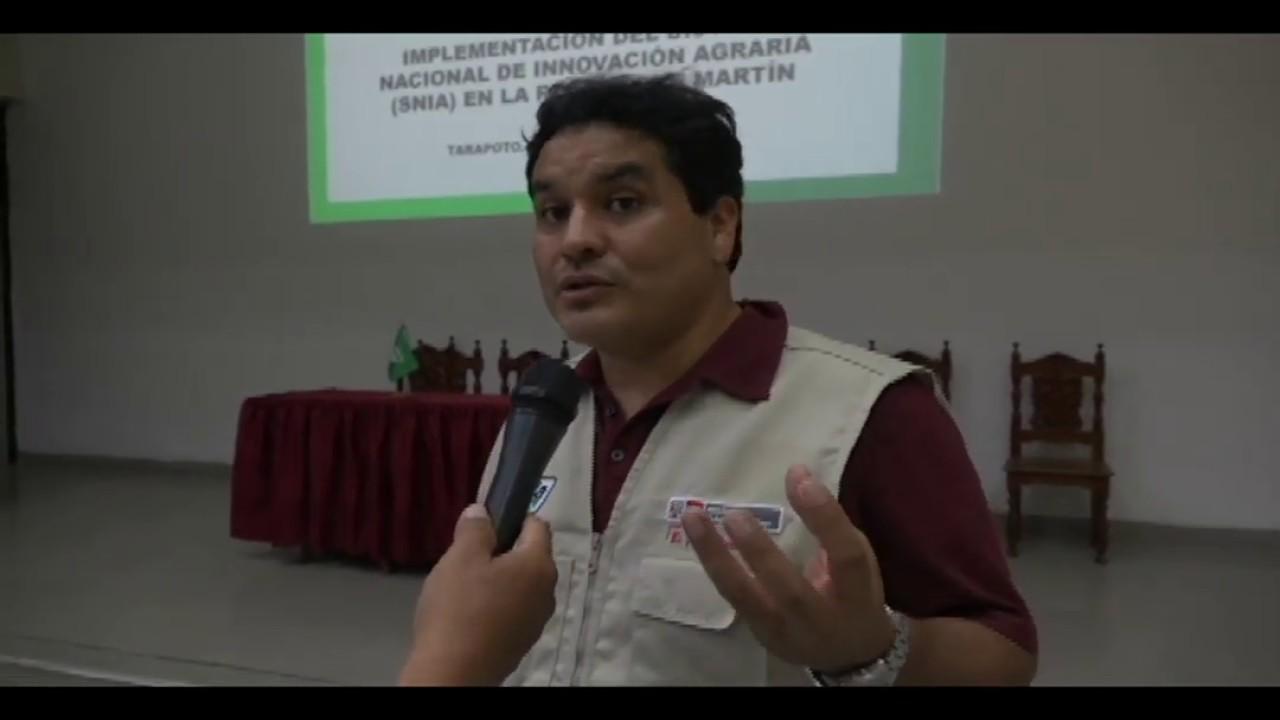 Conforman Comisión Técnica Regional de Innovación Agraria