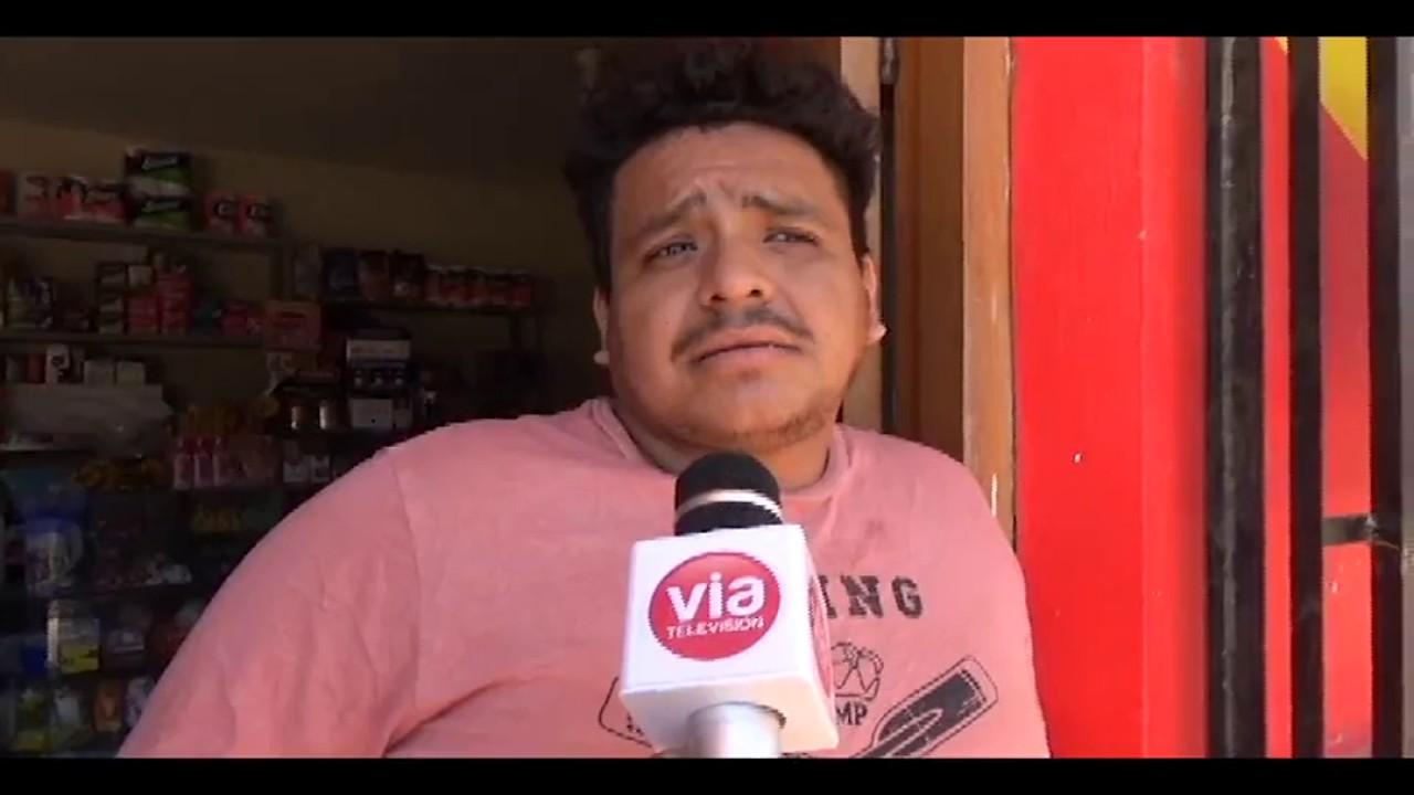 Desabastecimiento de agua potable causa malestar en vecinos del Jr. Ricardo Palma