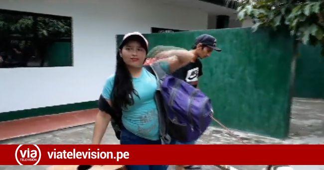 Tarapoto: intervienen a extranjeros por alterar el orden público