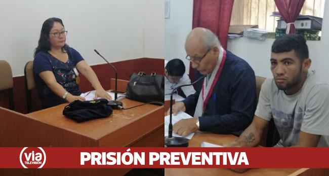 Tocache: 9 meses de prisión preventiva contra venezolano por robo agravado