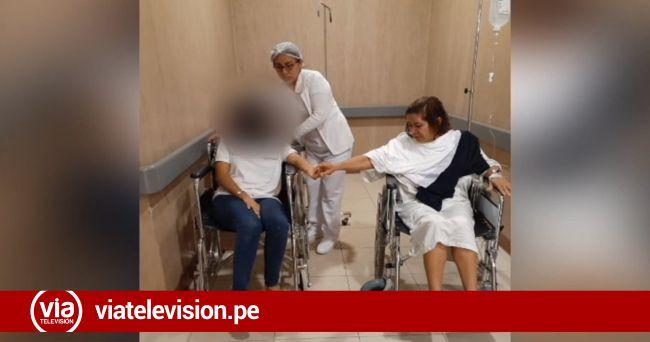 Tarapoto: tres heridos por despiste de motocar al ser embestido por camioneta