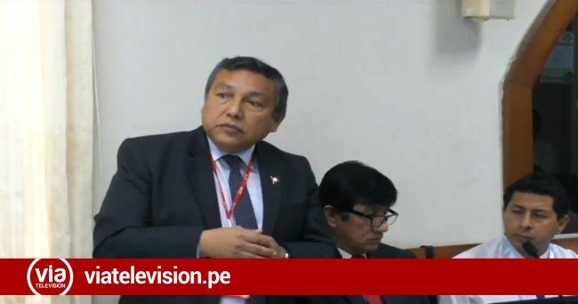 Peritos de la Contraloría brindaron declaración ante Juzgado por caso SAT Tarapoto