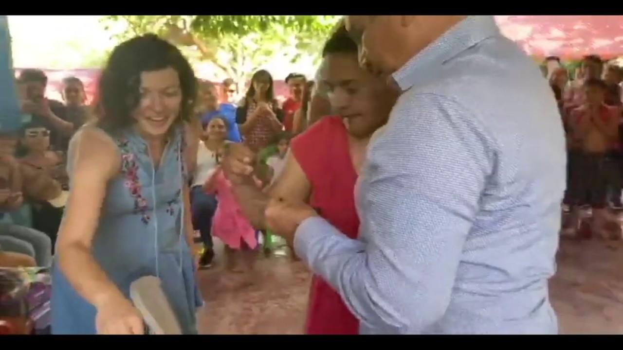 Celebran fiestas de Lanta Tipina de niño Arturo Panduro Hak