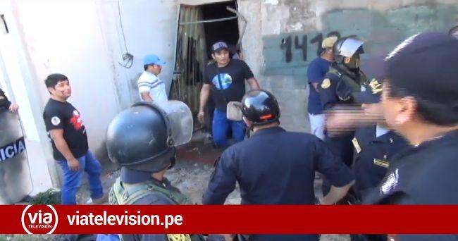 Tarapoto: después de nueve años de litigio recuperan vivienda en el barrio Huayco
